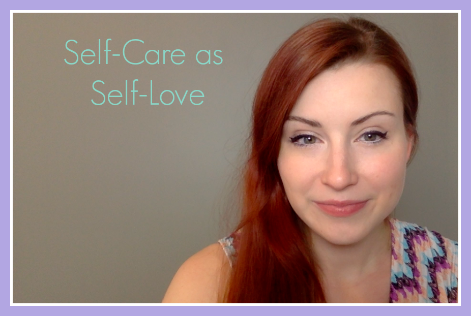 Self-care as an act of Self-Love